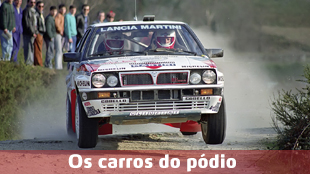 Rally Portugal Carros